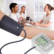 Digital Blood Pressure Monitor with Large Cuff