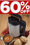SAVE £60 - Morphy Richards 501040 Soup Maker