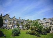 Manor House Stay in the Cornish Countryside
