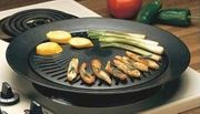 13 Inch Stovetop Smokeless Barbecue