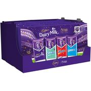 Dairy Milk Selection Box Premier League 455g (Box of 8) Cadbury Gift Direct