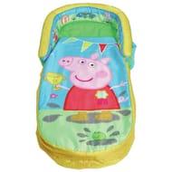 My First Peppa Pig Kids ReadyBed - Air Bed & Sleeping Bag