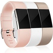 HUMENN for Fitbit Charge 2 Strap, Charge 2 Bands Adjustable Replacement