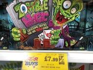 Zombie Magic Set Grusome Tricks - Instore Home Bargains