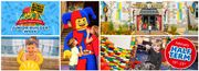 10% off All Junior Builder Week Breaks at the LEGOLAND This February Half Term!
