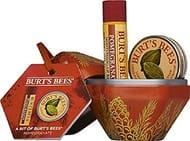 Burt's Bees Natural Gift Set, Pomegranate Lip Balm 4.25 G, Cuticle Cream 8.5 G