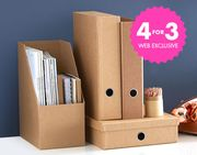 Paperchase | 4 for 3 on Filing & Storage