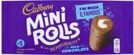 Cadbury Chocolate Mini Rolls