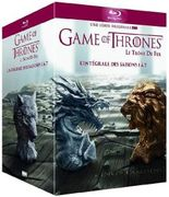 Game of Thrones - the Complete Season 1 to 7 Blu-Ray