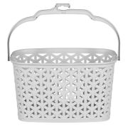 Multi-Purpose Hanging Storage Basket - Grey