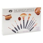 Rio 10 Piece Mixed Make-up Brush Set
