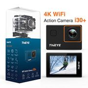 ThiEYE 4K Action Camera Wifi Waterproof + Free Charger
