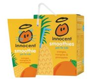 Innocent Smoothies £1.50 at Asda Online and in Store - Pack of 4