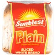 Sunblest Plain Sliced White Bread 800g