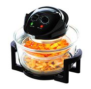 Daewoo Deluxe 12L 1300W Halogen Air Fryer with 60min Timer