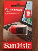 San Disk 16GB Cruzer Switch Memory Stick £4.50 with Free Delivery