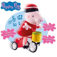 Peppa Pig Cycling Toy