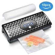 Vacuum Sealer Machine with 10 Wrapping Bags