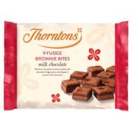 Better than Half Price - Thorntons Mini Brownie Bites 9Pk