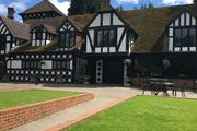 Kent Countryside Escape, Breakfast, Leisure Access & 2-Course Dinner for 2