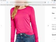 Mint Velvet T-Shirt