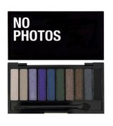 I Heart Revolution Slogan Palette No Photos Please with Free Mini Primer