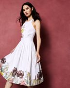 Ted Baker REETTAH Tranquility Cotton Dress