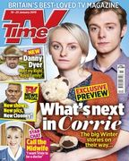 6 Issues of TV times Magazine for £1