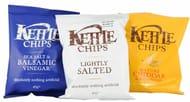 Half Price - Kettle Variety Crisps - 5 X 30G