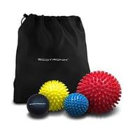ECOTRONIK Complete Massage Ball Set