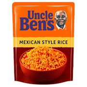 Uncle Ben's Rice Packs - 50p in Poundland