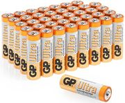 AA Batteries |Pack of 40|GP Batteries|Superb Operating Time| 1.5V