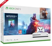 Xbox One S 1TB Battlefield v Deluxe Edition Only £199.99