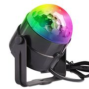 50% off Disco Ball-Disco Party Lights with Remote Upgraded Mini 5W 5 Colors