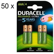 Price Mistake?? 200x Duracell Ultra AAA Double a 850mAh Rechargeable Battery