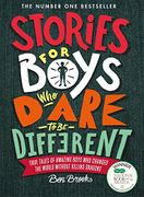 Stories for Boys Who Dare to Be Different Hardback
