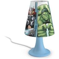Philips Marvel Avengers LED Table Lamp.