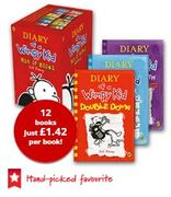 Diary of a Wimpy Kid Collection - 12 Books (Collection)