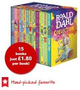 Fab Birthday Present! Roald Dahl Collection - 15 Books - FREE DELIVERY