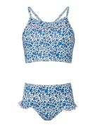 LITTLE DICKINS & JONES 2 Piece Floral Bikini