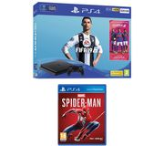 SONY PlayStation 4 500 GB, FIFA 19 & Marvel's Spider-Man Bundle Only £299.00
