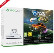 Microsoft Xbox One S 500GB Rocket League Blast-off Console Bundle-White £202.99