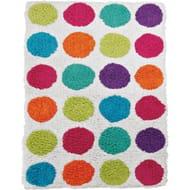 ColourMatch Bath Mat - Spots CLICK & COLLECT