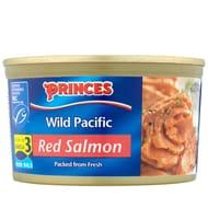 Princes Wild Pacific Red Salmon 213g