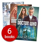 Doctor Who Fiction Collection - 6 Books (Collection)