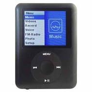 Get £5 Off on 16GB Slim Mp3 Mp4 Music Player