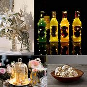 Wedding Party Christmas Decorations Indoor Lights