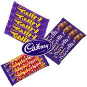 13 Chocolate Bars for £1