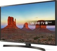 "LG 50"" Smart Ultra HD HDR LED 4K TV"