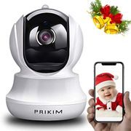 PRIKIM Wireless IP Camera Indoor HD 720P